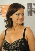 Carla Gugino - 8th Annual Focus For Change Benefit in NY 10/11/12