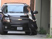 Анджелина Джоли, фото 7905. Angelina Jolie out in LA FEB-27-2012, foto 7905