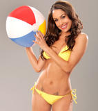Brie Bella - Summer Divas Bikini Shoot