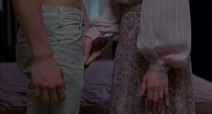 Mature women with legs spread open