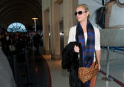 Rebecca Romijn- Arriving at LAX Airport 02/05/12- 8 HQ (butt)