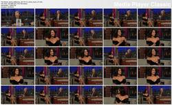 Olivia Munn @ Late Show w/David Letterman 2011-01-12