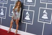Jennifer Lopez - *Leggy* @ 53rd Annual Grammy Awards, Feb 13 2011