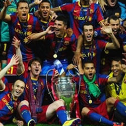 Video: Goles Barcelona vs Manchester United (3-1) | Final Champions League 2011