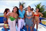 Lynette, Marisa, Nilda - Univision Escandalo TV - Bikini, Legs, Boobs - VideoClips