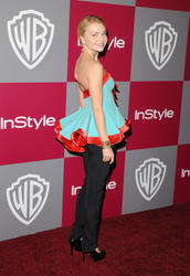 Izabella Miko @ The 2011 InStyle-Warner Brothers Golden Globes Party - Jan. 16 (x9)