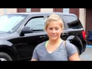 Shawn Johnson talks about judges
