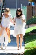 Selma Blair out and about in studio city 21-06-2011