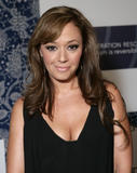 Leah Remini @ Generation Rescue's Event hosted by Jenny McCarthy and Jim Carrey - July 19, 2008
