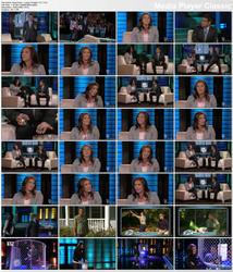 Hope Solo ~ Lopez Tonight 7/21/11 (HDTV)