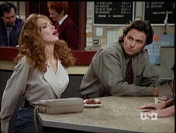 "AMY YASBECK - ""Wings: If it's not one thing, it's your Mother"" - *legs*"