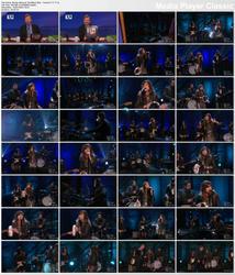 Nicole Atkins & The Black Sea ~ Cry Cry Cry ~  Conan 2/17/11 (HDTV)