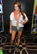 Cassie Scerbo @ Kari Feinstein MTV Movie Awards Style Lounge 06/03/11
