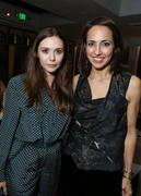 Elizabeth Olsen - Marie Claire's Hollywood Dinner in West Hollywood 12/04/12