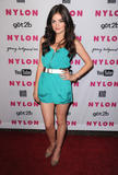 """Lucy Hale @ The Nylon's """"Young Hollywood"""" Party At Tropicana Bar, Roosevelt Hotel In Hollywood - May 12, 2010 (x2)"""