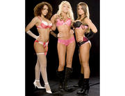 Extreme Expose (Kelly Kelly, Layla El & Brooke Adams): Triple Threat (x8 Pics)