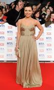 Shona McGarty at the NTAs 25th January x18